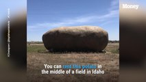 You Can Spend A Night In A Giant Potato