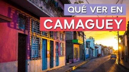 Qué ver en Camagüey    10 Lugares imprescindibles