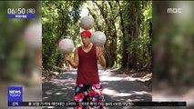 [투데이 영상] 빙글빙글…농구공 돌리기 달인