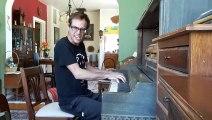 Happy Birthday To You Jazz piano cover(sheet music) fspianoman com