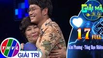 THVL | Giải mã tri kỷ - Tập 17: Nghệ sĩ Kim Phương – Ca sĩ Tống Hạo Nhiên