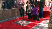 Seth MacFarlane gets his star on the Hollywood Walk of Fame