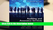 Full E-book  Auditing and Assurance Services  Best Sellers Rank : #1