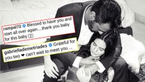 Arjun Rampal's Girlfriend Gabriella Demetriades PREGNANT