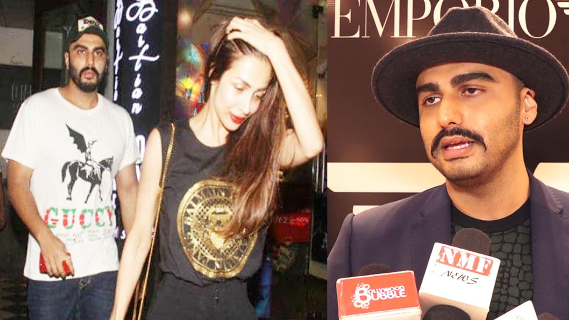 Malaika Arora's boyfriend Arjun Kapoor breaks silence on marriage | FilmiBeat