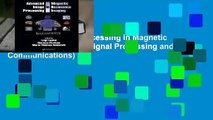 Advanced Image Processing in Magnetic Resonance Imaging (Signal Processing and Communications)