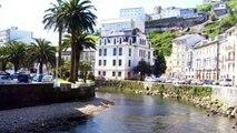 Denuncian los vertidos de purines de ganado al río Negro del que toma agua Luarca, Asturias