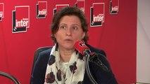"""Roxana Maracineanu : """"Quand je vais dans un stade et que quelque chose me choque, c'est tout à fait légitime que je le dise"""""""