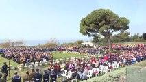Çanakkale Kara Savaşları'nın 104. Yılı - Lone Pine Anıtı'nda Anma