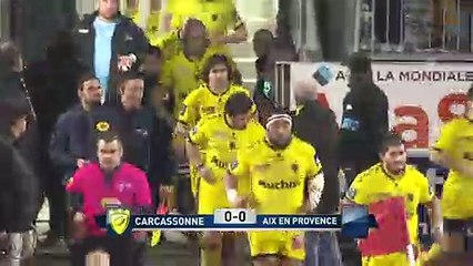 Rétro Carcassonne / Provence Rugby (2015/16)
