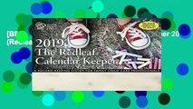 [BEST SELLING]  The Redleaf Calendar-Keeper 2019 (Redleaf Business) by Redleaf Press (author)