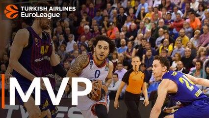 Playoffs Game 3 MVP: Shane Larkin, Anadolu Efes Istanbul