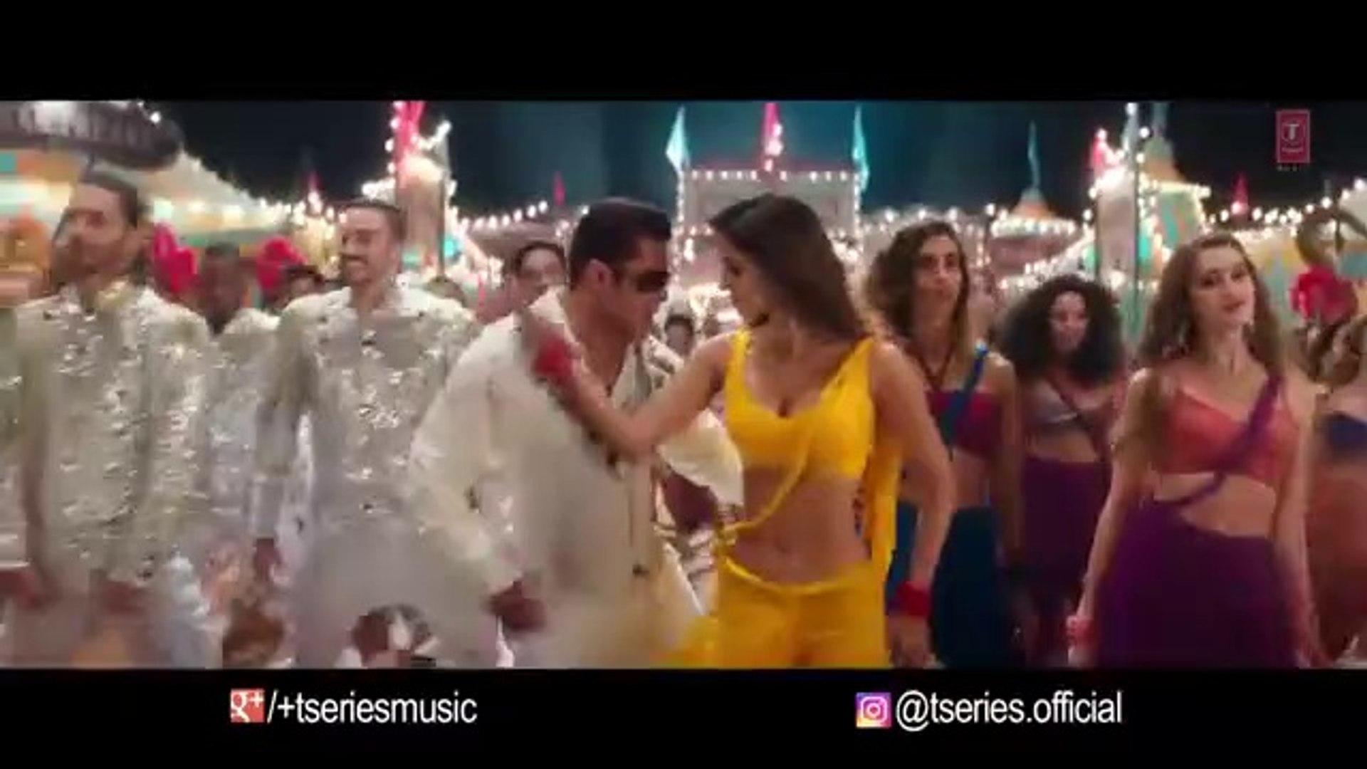 Slow Motion Full Video Song Bharat | Salman Khan, Disha Patani | Vishal-Shekhar Feat. Nakash Aziz, S