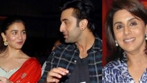 Neetu Kapoor wants Ranbir Kapoor & Alia Bhatt go for Live-In relationship, Find here | FilmiBeat