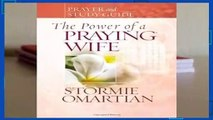 Full E-book  POWER OF A PRAYING WIFE PRAYER SG (Power of Praying)  For Kindle