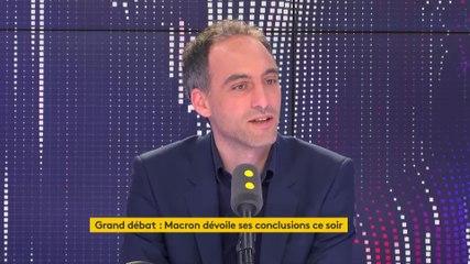 Raphaël Glucksmann - Franceinfo jeudi 25 avril 2019