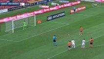 Le penalty totalement WTF de Eric Bauthéac