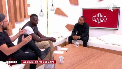 Le rappeur Alonzo est l'invité de Clique Claque - CLIQUE TV
