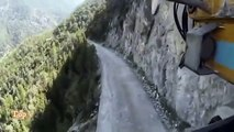 How Dangerous CAN BE the Road Trip on Most Dangerous mountain roads