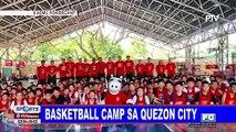 Basketball camp sa Quezon City