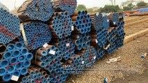 Bán sỉ ống thép, thép ống đúc trung quốc nhập khẩu,  tiêu chuẩn API5L GR B, ống thép hải phòng, ống đúc 21, 27,42,48,60,76,114,168,219