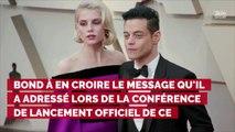 Daniel Craig, Léa Seydoux, Rami Malek… Découvrez le casting du James Bond 25