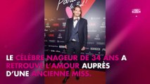 Camille Lacourt en couple avec une ancienne Miss : Il partage son bonheur