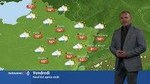 La météo de ce vendredi 26 avril en Lorraine et en Franche-Comté