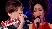 Radiohead – No Suprises | Élodie Martelet VS Najwa | The Voice France 2014 | Battle