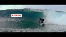 Arnaud Binard et Vincent Kardasik lâchent prise aux Canaries - Adrénaline - Surf