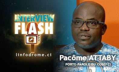 Interview Flash : Les confessions de Pacôme Attaby
