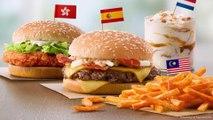 McDonald's to Add Four International Menu Items Nationwide