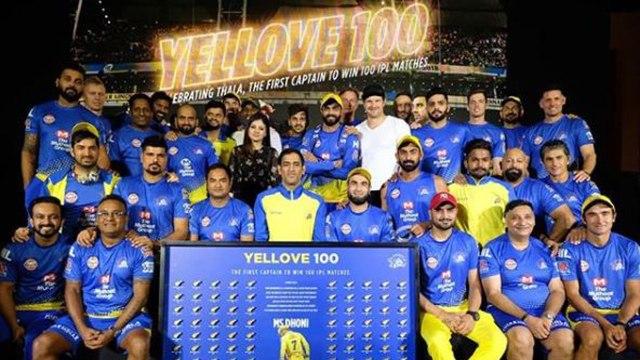 IPL 2019: MS Dhoni lauded for his landmark 100 IPL win by CSK franchise management | वनइंडिया हिंदी