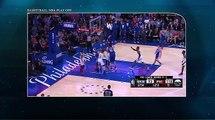 Basketball   NBA Play off : BKN 100-122 PHI