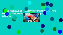 [NEW RELEASES]  Visual Merchandising, Third edition: Windows and in-store displays for retail by