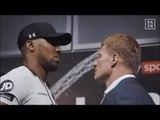 Anthony Joshua vs. Alexander Povetkin Hype Video