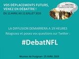 Débat public Noeud Ferroviaire Lyonnais : Réunion de Pusignan du 25/04/2019
