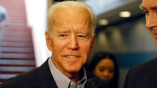 Biden's 'Entire Appeal' Is Obama as He Launches Presidential Bid