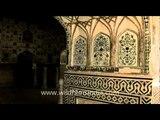 Wall paintings of Amer Fort, Jaipur!