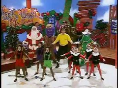The Wiggles Wiggly Wiggly Christmas 1997