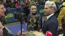 """Right Now: Lily Collins and Zac Efron at """"Extremely Vile, Shockingly Evil and Vile"""" Movie Premiere"""