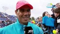 "ATP - Barcelone 2019 - Rafael Nadal  est ""triste de devoir dire adieu à David Ferrer"""
