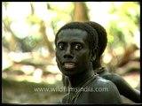 Darkest of dark people - the beautiful Jarawas