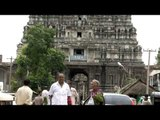 Visit the Sri Varadaraja swamy temple in Kanchipuram
