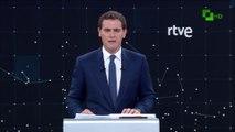 Albert Rivera pide el voto para Ciudadanos #elecciones2019