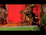 Dussehra enactment in India