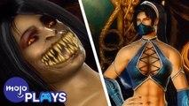 Biggest Mortal Kombat Story Moments