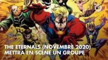 Les 6  films Marvel attendus après Avengers Endgame