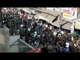 Muharram procession on the Day of Ashura