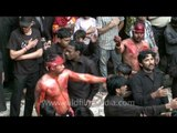 Thrashing own-self on Muharram !